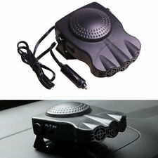 Portable 12V Auto Car Heater Defroster Cool Demister Fan Vehicle Dashboard 150W