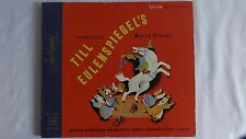 "Strauss ""Till Eulenspiegel's"" 78rpm set Victor Red Seal #DV-1"