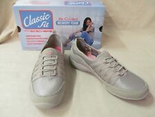 Skechers 11 M Unity Go Big Taupe Slip On Classic Fit Comfort Shoes 23055/TPE