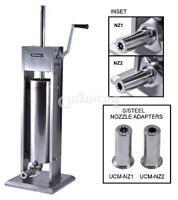 Uniworld Churro Maker Machine, Deluxe, 15 LB, Two Nozzles - UCM-DL7