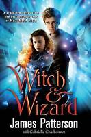 Patterson, James, Witch & Wizard, Very Good Book