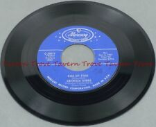 "1957 Pop GEORGIA GIBBS Ballin' The Jack / Kiss Of Fire VG+ 7"" 45"