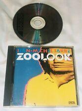 JEAN-MICHEL JARRE Zoolook CD 1997 Dreyfus