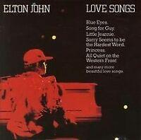 Love songs von Elton John   CD   Zustand gut