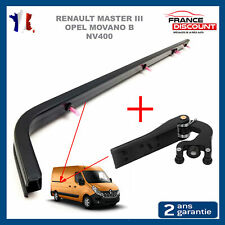 MASTER 3 III MOVANO B RAIL GUIDE PORTE LATERALE COULISSANTE + GALET DU MILIEU
