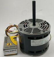 LENNOX 1/4 HP Blower Motor K55HXLMW-0158 65915000 12W65 W/CAP 825 RPM 2/Spd