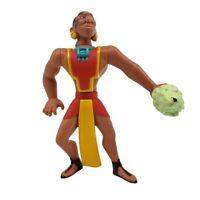 Burger King The Road to El Dorado Tzekel Kan 2000 Action Figure Toy