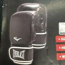 Everlast MMA Heavy Bag Training Gloves Large Black 750LXLT