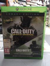 Call of Duty Infinite Warfare Legacy Edition Ita XBox One USATO GARANTITO