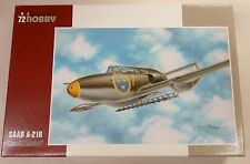 Special Hobby 1/72 Saab A-21R Attack Version 72246