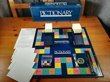 Pictionary The Game Of Quick Draw Board Game 1993 100% Complete