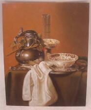 """Hand Painted Oil Painting - 10"""" x 8"""" - Still Life Scene"""