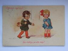 CASTELLI vecchia cartolina Sei Tutta la Mia Vita