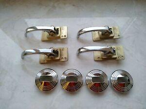 Lada 2101, 2102, 2103, 2106 manijas interiores de las puertas
