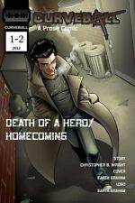 Curveball Issues One and Two : Death of a Hero/Homecoming by Christopher B....