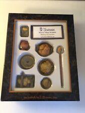"Fontanini by Roman Nativity Village ""Baking Accessories"" 51193"