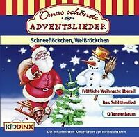Omas Schönste Adventslieder von Various | CD | Zustand gut