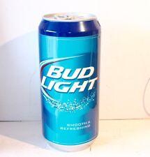 Rare Collectible 29 1/2'' x 13 1/2'' FPO Promotion Bud Light Can Mini Fridge!