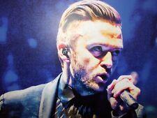 Jason Timberlake Concert Poster - Professionally Mounted - Rare Find