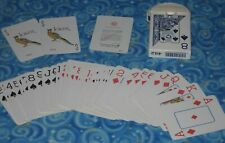 Faisan Calidad Casino Magnum Playing Card Deck Spanish For Pheasant Quality