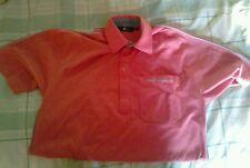 Gabicci Maglietta Polo Uomo Arancione Piccolo, usato molto leggermente usurati