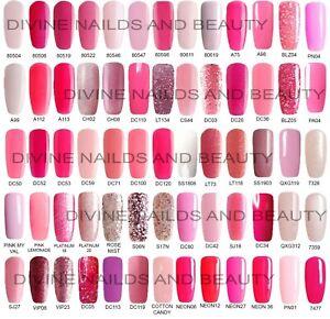 Bluesky Gel Polish Most Wanted Pink Collection UV/LED Soak Off Nail Polish 10ml