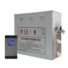 Dampfgenerator Dampferzeuger Touchscreen USB 6KW Dampfdusche Dampfgerät LXW-GS08