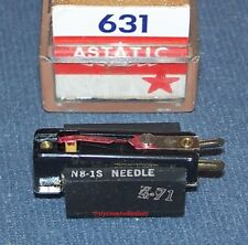 ASTATIC 631 CARTRIDGE NEEDLE for PANASONIC EPC-70LTCS VISCOUNT BRADFORD