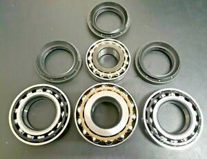 BMW  X1 Genuine FRONT Differential Bearings and Seals Kit