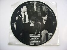 """LAUREL & HARDY - TRAIL OF THE LONESOME PINE - RARE 7"""" PICTURE DISC - NEW"""