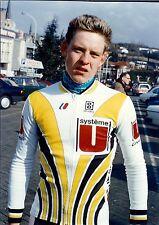 Cyclisme, ciclismo, wielrennen, radsport, PERSFOTO'S SYSTEME U 1987
