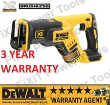 DeWALT DCS367N 18v XR BRUSHLESS Cordless Compact Reciprocating Saw Bare(DCS380)N