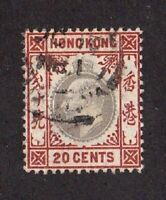 Hong Kong stamp #98, used,  $50