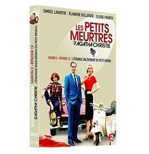 "DVD ""Les petits meurtres d'Agatha Christie""    NEUF SOUS BLISTER"