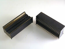 "Stanford Applied Eng CTB 3920-245 DIL IC Socket 40 Pin 0.6"" H/Duty 2 pcs OMA095"