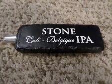 "Rare Stone Cali Belgique IPA 8"" Beer Keg Tap Handle Marker Shift Knob"