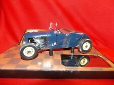 "Highway 61 Origins of Speed Model ""A"" Ford Roadster Blue #50157"