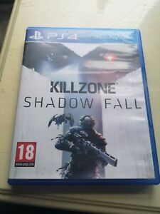 Killzone: Shadow Fall for PS4 in VERY GOOD Condition (Disc MINT)
