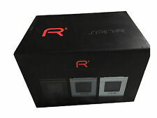 NEW Brookstone Spin-R App Store Android Controlled Watch Winder Wind Time Black