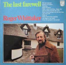 ROGER WHITTAKER - THE LAST FAREWELL  - LP