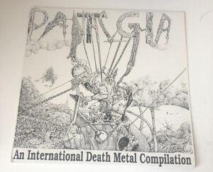 Pantalgia , An Internation Death Metal Compilation 1992 MBR Records Vinyl