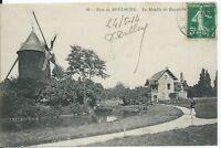 CPA -75- PARIS - Bois de Boulogne - Le Moulin de Bagatelle