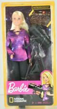 Barbie National Geographic Careers Astrophysicist Doll NEW IN BOX space NASA