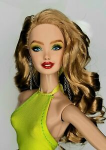 OOAK Barbie Doll repaint nude