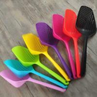 1Pcs Kitchen Accessories Scoop Drain Gadgets Strainer Large Vegies Gadgets N4P6