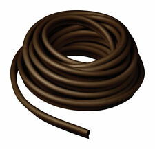 WEATHER STRIP TUBE BROWN