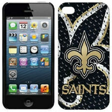 NFL NEW ORLEANS SAINTS PHONE COVER FOR iPHONE 4 & 4S BRAND NEW FACTORY SEALED