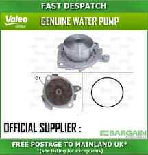 506516 1863 VALEO WATER PUMP FOR FIAT MAREA 2 2001-2002