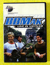 BBMak: Live in Vietnam ~ DVD Movie ~ Rare Music Concert Video ~ Acoustic Rock