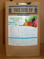 Plant Food Nature's Source - 10-4-3 Liquid Fertilizer Daniels - 4.7 Gallons